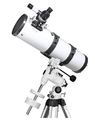 Newton GSO da 150 mm su montatura EQ3 manuale: un ottimo inizio per il profondo cielo, con uno sguardo alla fotografia astronomica (non attraverso lo strumento!)