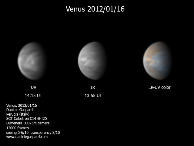 Venere mostra molti dettagli, sia in visuale che, soprattutto, in fotografia. Il segreto? Osservare di giorno, quando il pianeta è alto nel cielo.