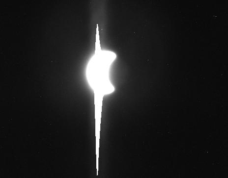Luce cinerea? Sì, ma di Venere e non è riflessa!